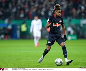 Leipzig écrase le Hertha et fait le plein de confiance avant Bruges