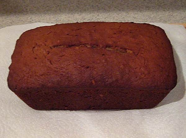 No Sugar Or White Flour Moist Banana Nut Bread Recipe