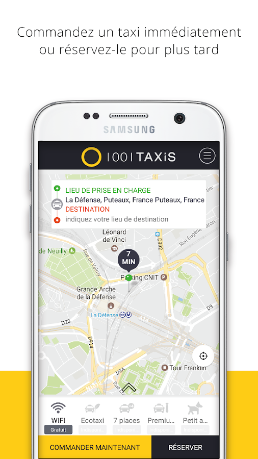 1001 TAXIS- screenshot