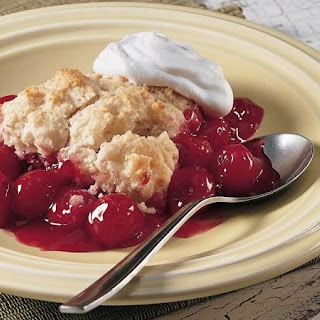 Fruit Cobblers for Two.