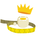 My perfect egg timer icon