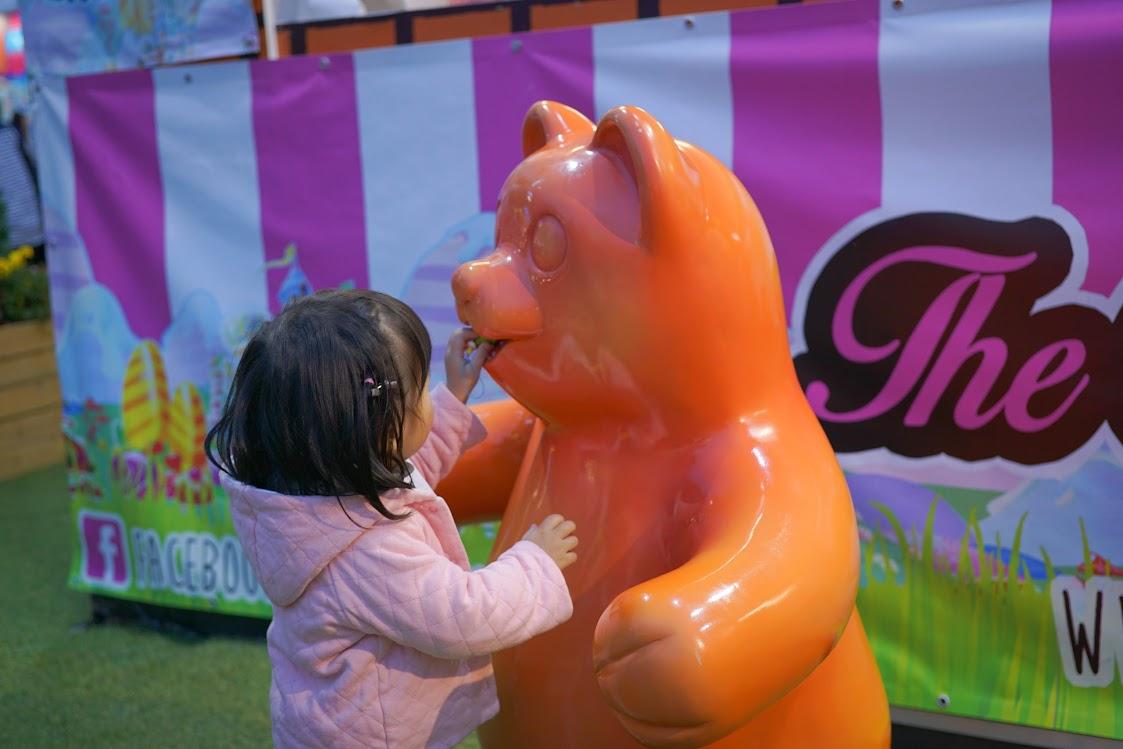 Orange Gummy Bear