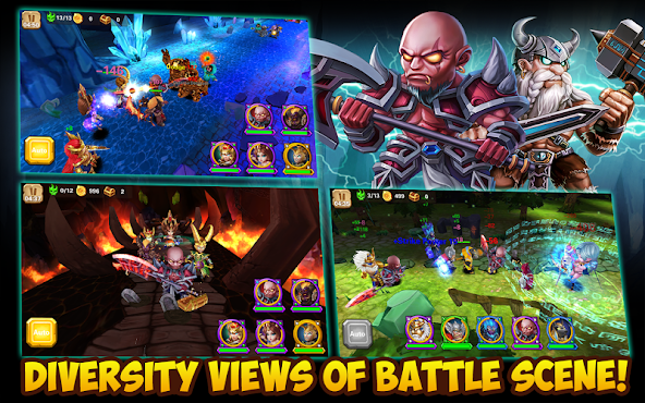 The Battle of Gods-Apocalypse v0.16.6