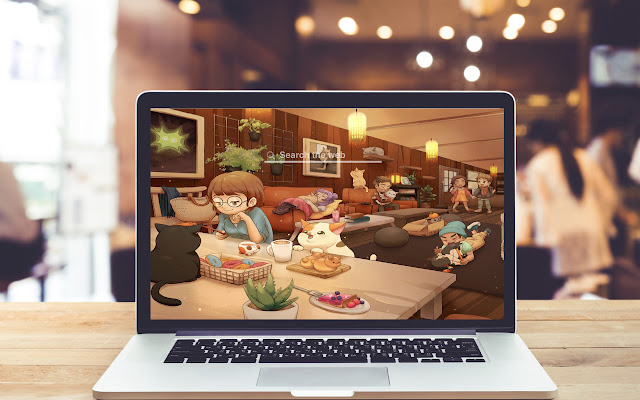 Furistas Cat Cafe HD Wallpapers Game Theme