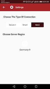 red vpn-unblock sites & unlimited fast secure vpn App Download For Android 4