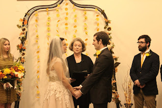 Photo: Wedding Ceremony Officiant - Upcountry History Museum - Greenville, SC - http://WeddingWoman.net
