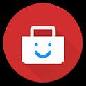 Minimal Shopping List icon