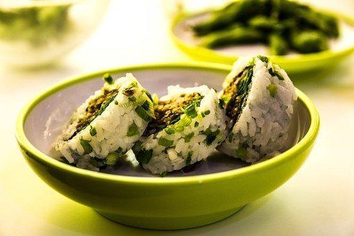 Sushi, Eat, Japanese, Asia, Food, Rice
