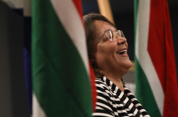 Former Cape Town mayor Patricia de Lille has formed a new political party.