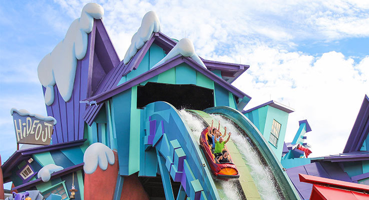 Our Splash Guide to the Top 8 Water Rides in Orlando