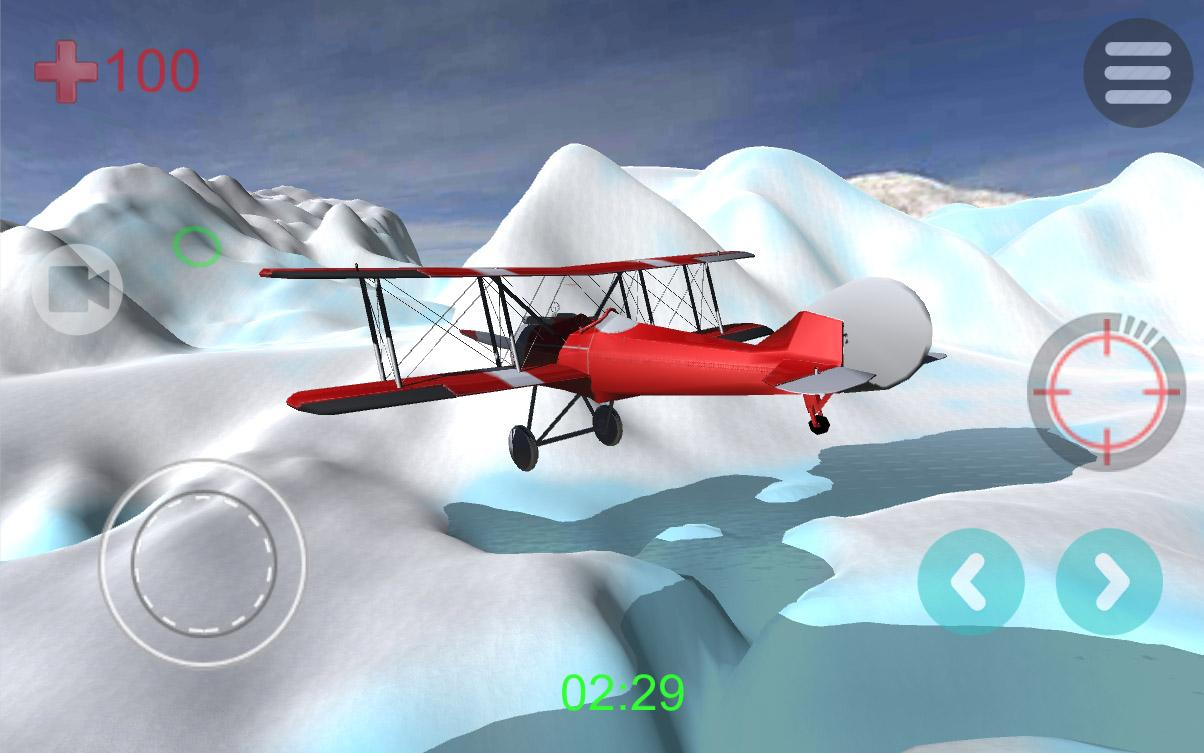 Air King: VR airplane game with highscores