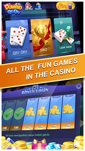 Domino Qiuqiu Kiukiu Online Koin Gratis Apk Mod 2 5 1 Latest Version For Android