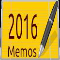 Calendar Notes Pro icon
