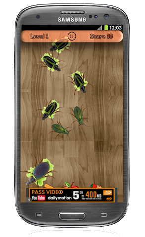 android briser l'insecte Screenshot 2
