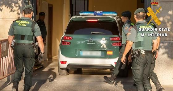 Detenidas tres personas por agresión violenta y robo en Cuevas del Almanzora