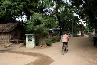 Photo: Year 2 Day 57 - Cycling in Bagan