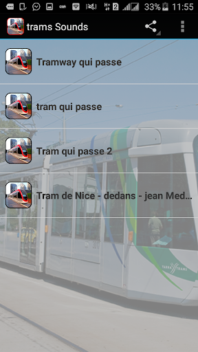 trams Sounds screenshot