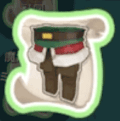 クリスマスのズボンの設計図