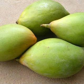Mango Thogayal (Mango Thuvaiyal)