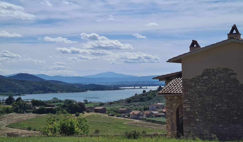Villa with garden and terrace Magione