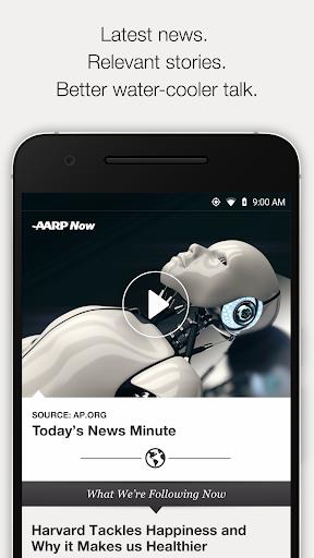 玩免費生活APP 下載AARP Now app不用錢 硬是要APP