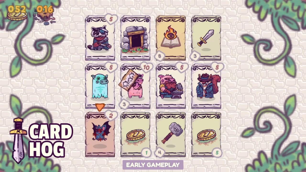 Card Hog - Game thẻ bài trí tuệ bậc nhất trong thời điểm hiện tại - Ảnh 2.
