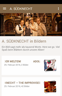 Theater ADOLF SÜDKNECHT – Miniaturansicht des Screenshots