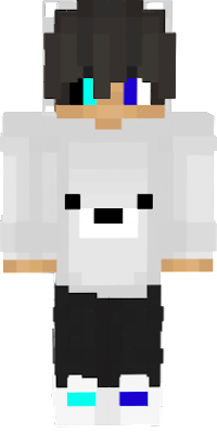 mein minecraft charakter