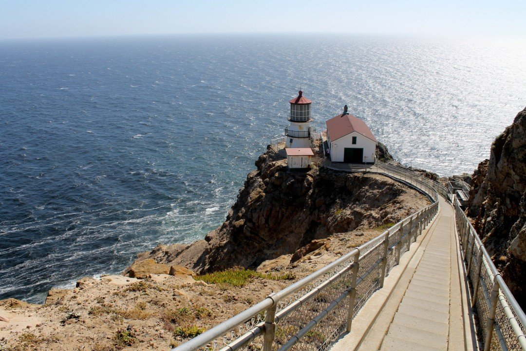 Point Reyes Lighthouse | places to go in California