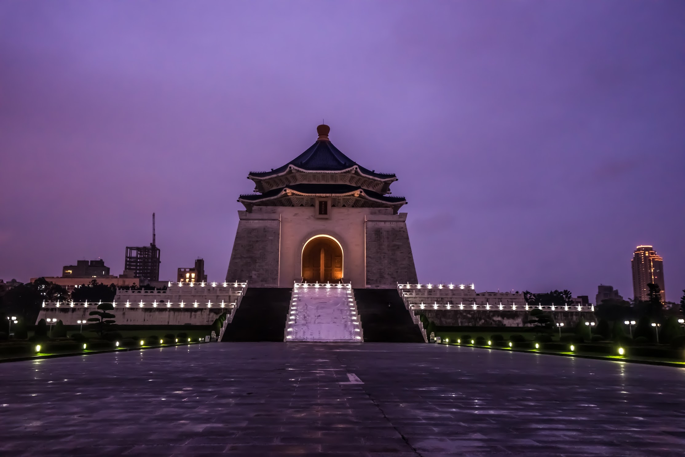 Chiang Kai-Shek Memorial Hall1