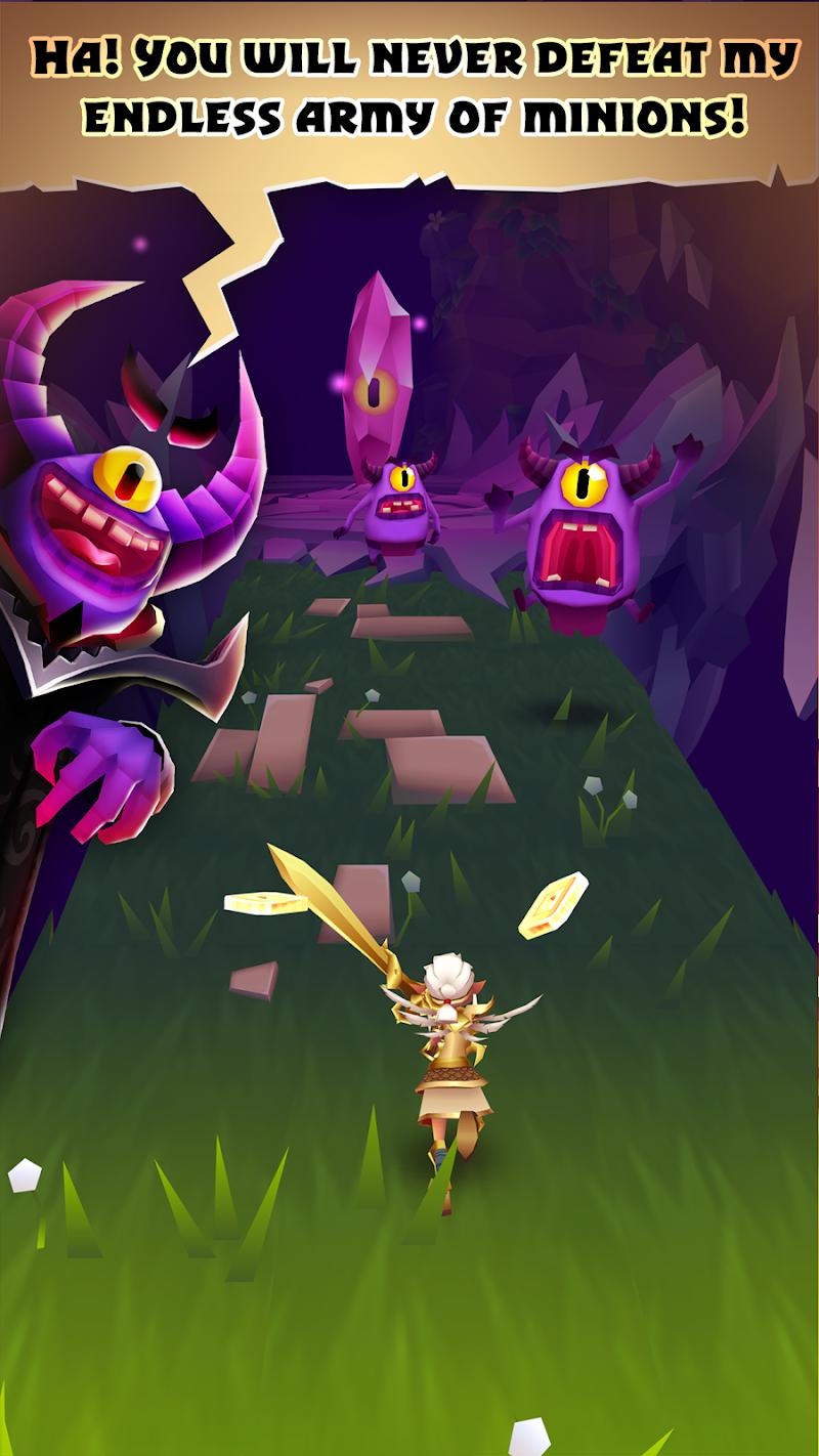 Blades of Brim Screenshot 1