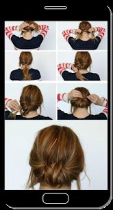 Pasos de peinados 6