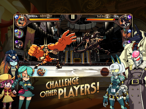 Skullgirls 2.4.0 Screenshots 7