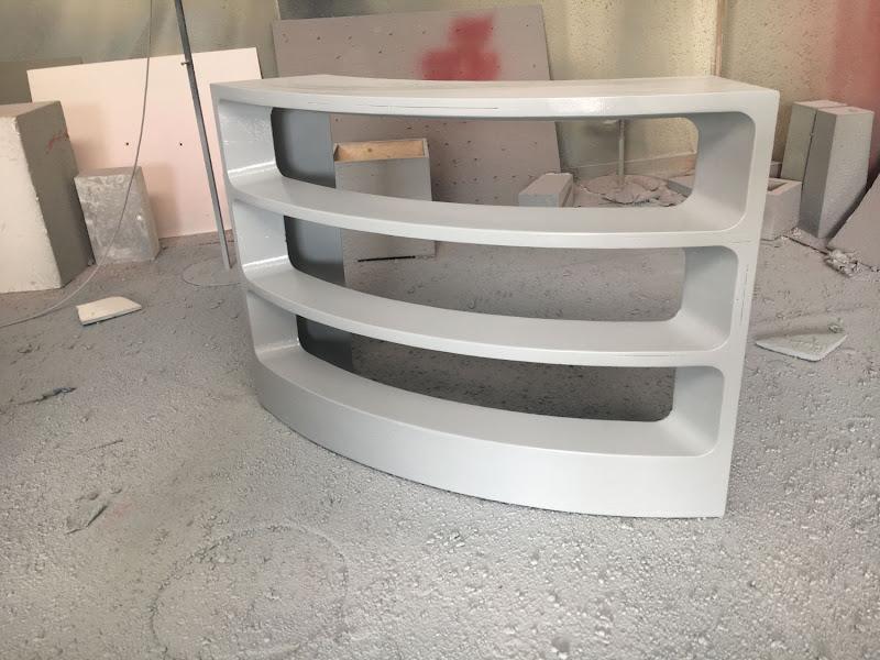 Touche pas à mon poste - 3D meubilair - TV decors