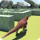 Dinosaur Simulator: Maze Run Survival