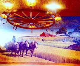 Photo: Maze, Big Red Barn, Shipshewana IN