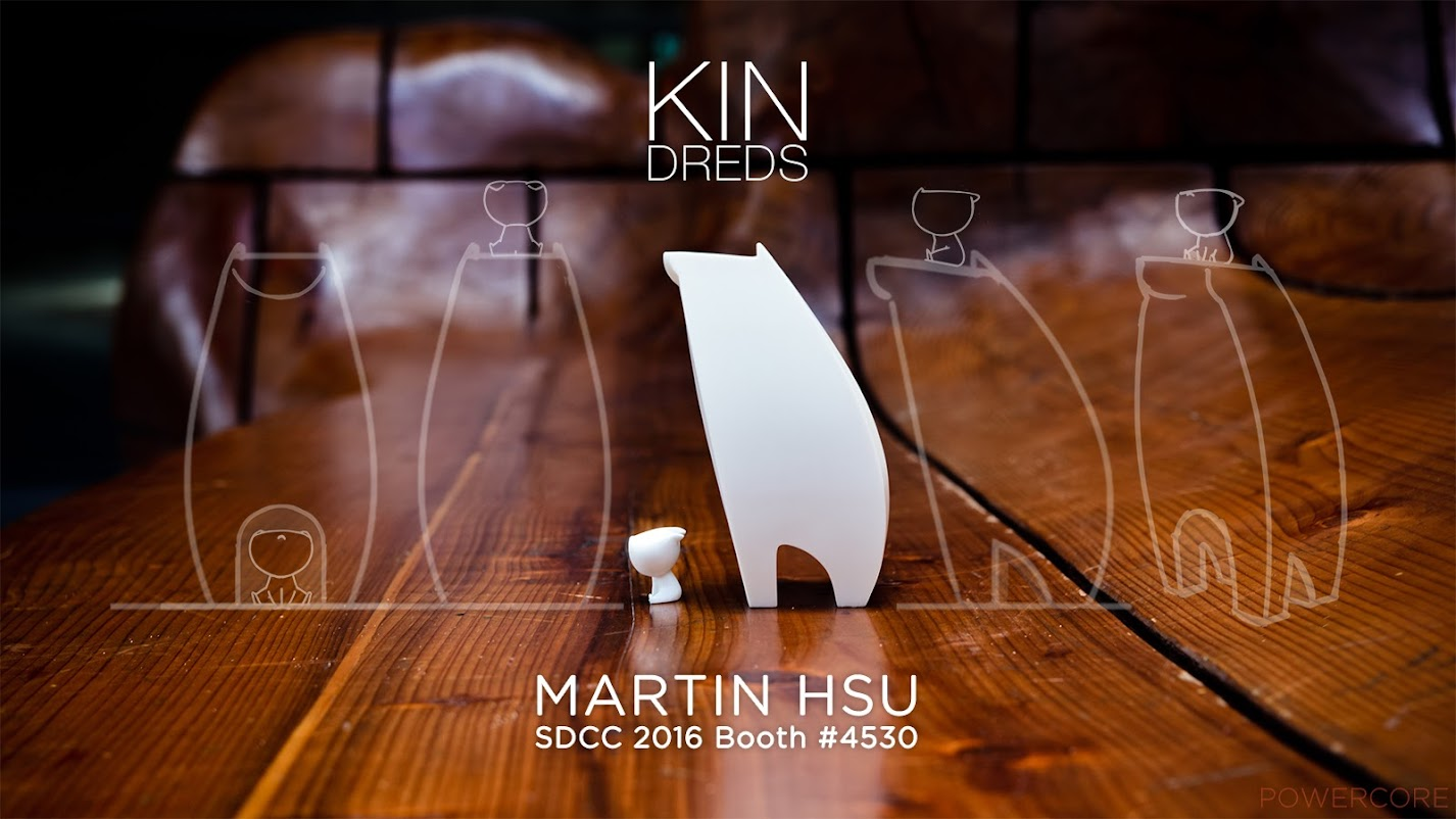 Kindreds by Martin Hsu and PowerCore