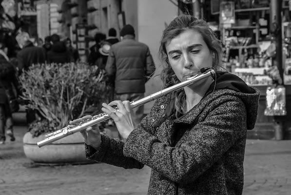 Musica in strada di Wilmanna