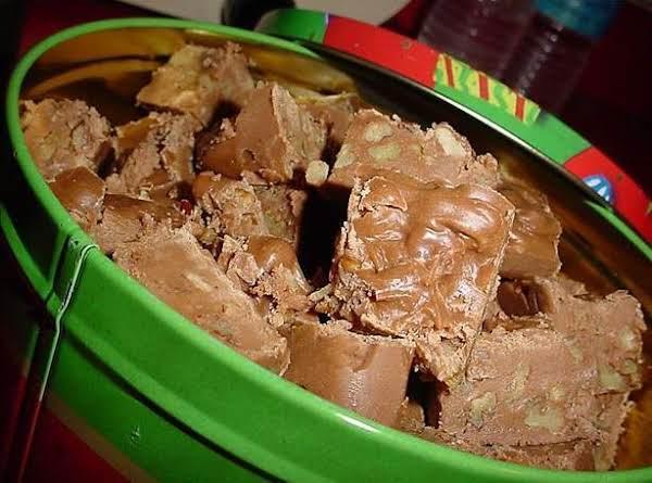 Paula Deen's 5 Minute Fudge Recipe