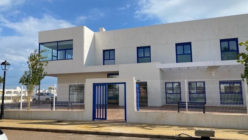 La nueva Residencia de Mayores y Centro de Día de Mojácar.
