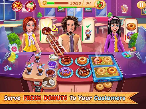 Kitchen Station Chef : Cooking Restaurant Tycoon 8.5 screenshots 1