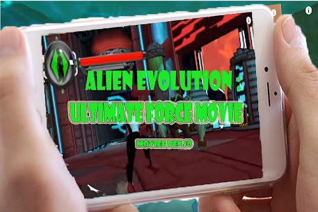 Alien Evolution : Ultimate Force Movie 2.0 Unlocked MOD APK Android 1