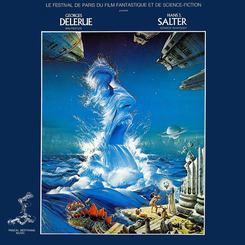 Georges Delerue, Hans J. Salter