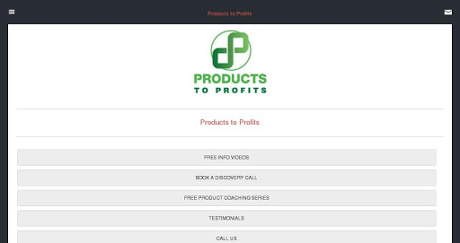 Products To Profits