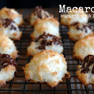 Sugar Free Macaroons Recipes