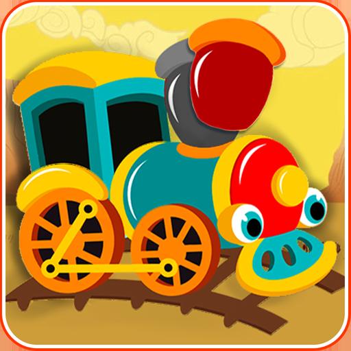 赤ちゃんのパズル:列車 解謎 App LOGO-硬是要APP