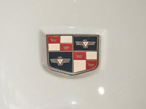 Photo: Studebaker Hood Emblem