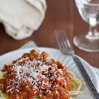 The Best Spaghetti Sauce
