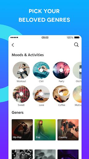 Free Music - Music Player & MP3 Player & Music FM screenshot 8