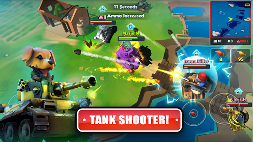 PvPets: Tank Battle Royale 0.4.1.5458 screenshots 2